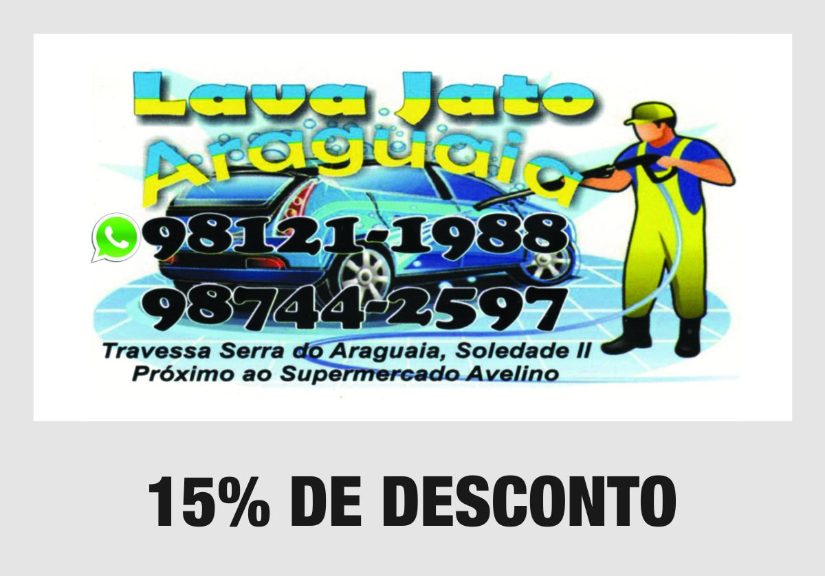 Lava Jato Araguaiana