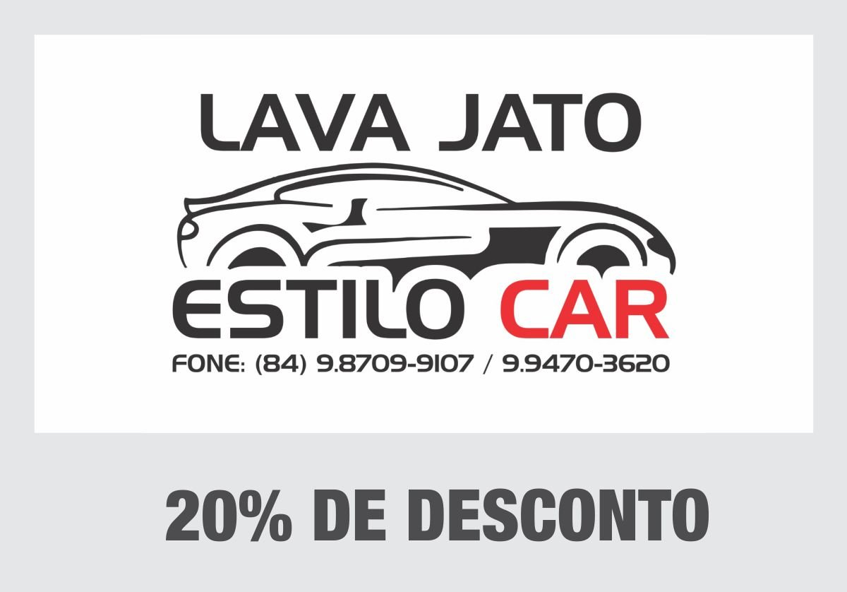 LAVA JATO ESTILO CAR